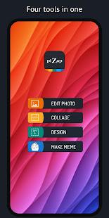 piZap Photo Editor, MEME Maker, Design & Collages