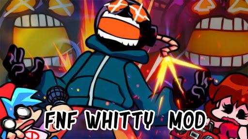 FNF Friday Night Whitty Vs Tricky Game  screenshots 1