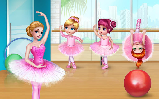 Pretty Ballerina - Dress Up in Style & Dance 1.5.3 screenshots 5