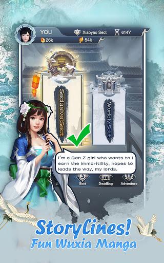Immortal Taoists-Idle Game of Immortal Cultivation 1.4.6 screenshots 3