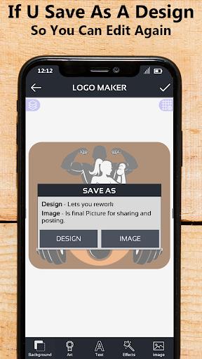 Logo Maker - Free Logo Maker, Generator & Designer 3.0.4 Screenshots 8