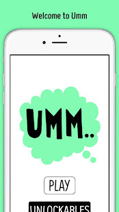 Umm: The Word Game
