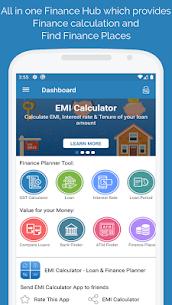 EMI Calculator – Loan & Finance Planner 1