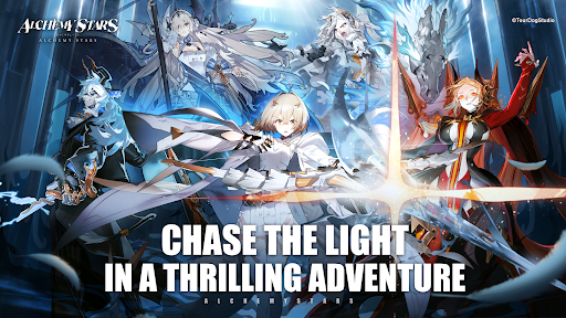Alchemy Stars: Aurora Blast Apkfinish screenshots 2