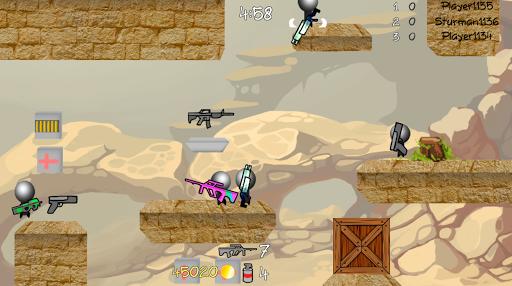 Stickman Multiplayer Shooter 1.092 screenshots 11