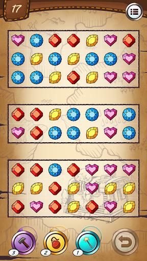 Jewels and gems - match jewels puzzle 1.3.0 screenshots 4
