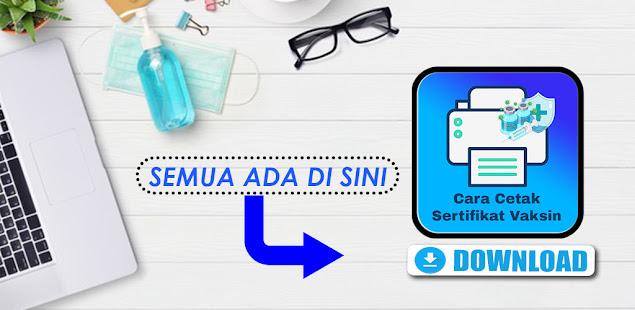 Image For Cara Cek Sertifikat Vaksinasi Online Terbaru 2021 Versi 12 1