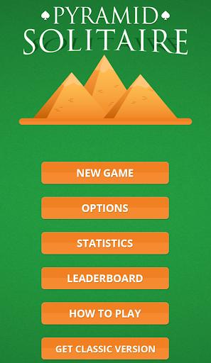 Pyramid Solitaire  screenshots 4