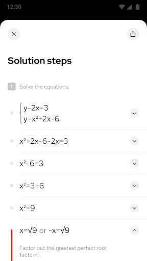 Gauthmath - Talk to a math tutor now! android2mod screenshots 4