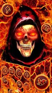 Evil, Hell, Skull Theme & Live Wallpaper 1.0 Mod + Data for Android 2