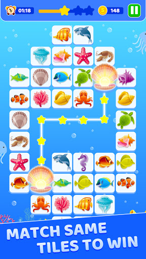 Tile Connect - Free Onet & Match Puzzle  screenshots 2