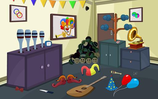 Escape Games-Puzzle Clown Room  screenshots 16