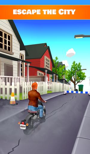 Bike Street Rush - India Edition screenshots 5