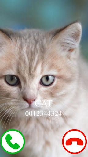 fake call cat 2 game 9.0 screenshots 1