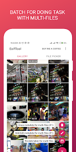 ExifTool - view, edit metadata of photo and video