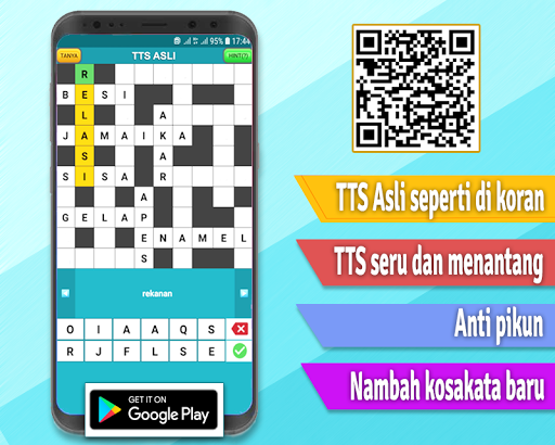 TTS Asli - Teka Teki Silang Pintar 2020 Offline 1.0.15 screenshots 9