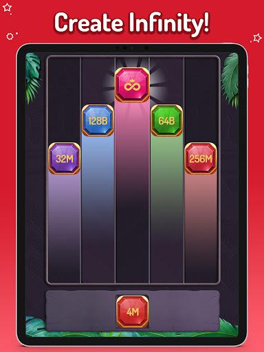 Merge Numbers - 2048 Blocks Puzzle Game screenshots 23