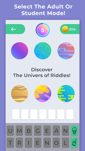Riddles for everyone - Crossword Word Connect  screenshots 5
