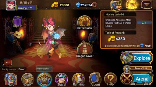 Dragon Call (Card battle TCG) apkdebit screenshots 9