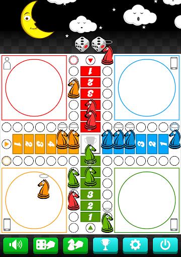 Parcheesi - Horse Race Chess 3.4.3 screenshots 5