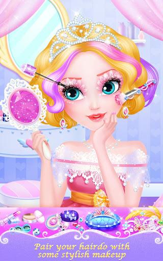 Sweet Princess Hair Salon 1.1.0 Screenshots 4