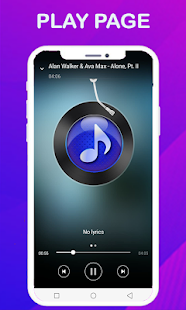 MP3 Music Downloader (No Ads) Screenshot