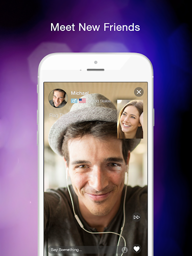 Cam - Random Video Chats 1.3.9 Screenshots 4