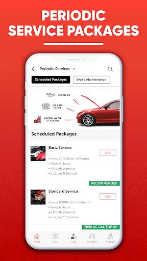 GoMechanic - Car Services, Battery & Tyres apktram screenshots 4