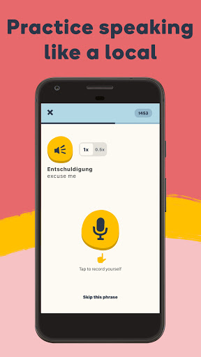 Learn Languages with Memrise - Spanish, French  Screenshots 4