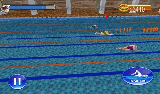 Swimming Race 3D screenshots 18