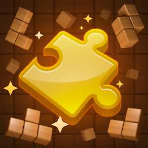 Jigsaw Puzzles  Block Puzzle (Tow in one)