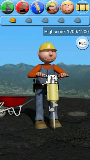 Talking Max the Worker 14 screenshots 2