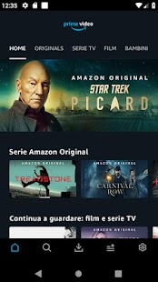 Amazon Prime Video Capture d'écran