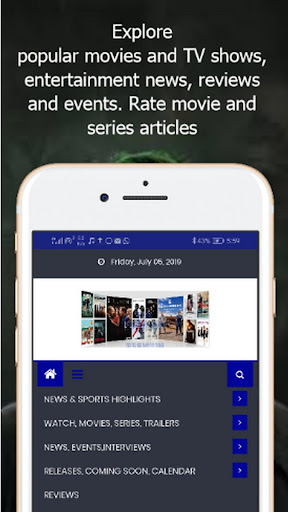 Foto do Video on Demand - Movies and TV Shows