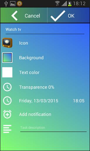 Add Reminder 1.68 Screenshots 4