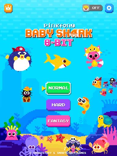 Baby Shark 8BIT : Finding Friends 2.4 screenshots 9