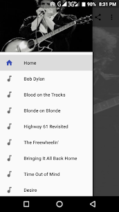 Bob Dylan. 1.0 Download APK Mod 1