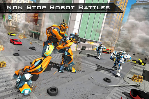 Shark Robot Transforming Games - Robot Wars 2019 screenshots 2