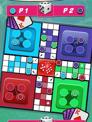 Code Triche Ludo: Star King of Board Games APK Mod screenshots 1