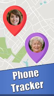 Phone Locator for Free GPS Phone Tracker