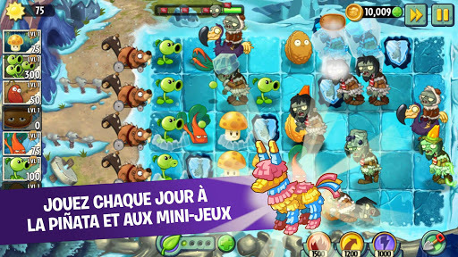 Code Triche Plants vs Zombies™ 2 Free APK MOD (Astuce) screenshots 2