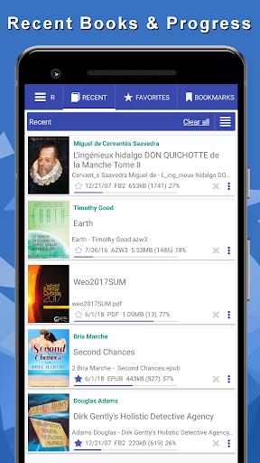 Librera - reads all books, PDF Reader 8.3.109 Screenshots 19
