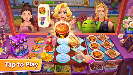 Cooking Speedy: Restaurant Chef Cooking Games 1.6.6 1