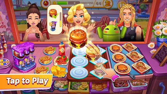 Cooking Speedy: Restaurant Chef Cooking Games 1