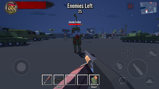 Blocky Zombie Survival 2 1.3 screenshots 3