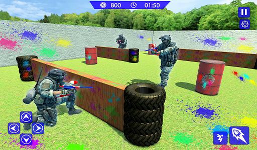 Paintball Gun Strike - Paintball Shooting Game 3 screenshots 10