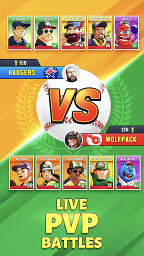 Super Hit Baseball 2.4 screenshots 1