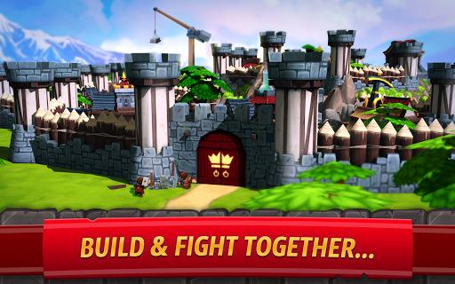 Royal Revolt 2: Tower Defense RTS & Castle Builder apkslow screenshots 14
