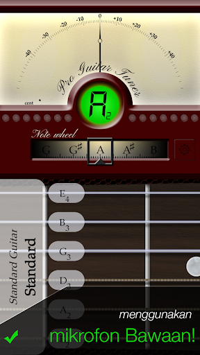 Penyetem Gitar – Pro Guitar