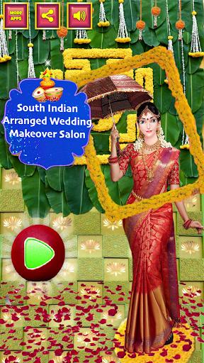 South Indian Arranged Wedding Makeover Salon apktram screenshots 1